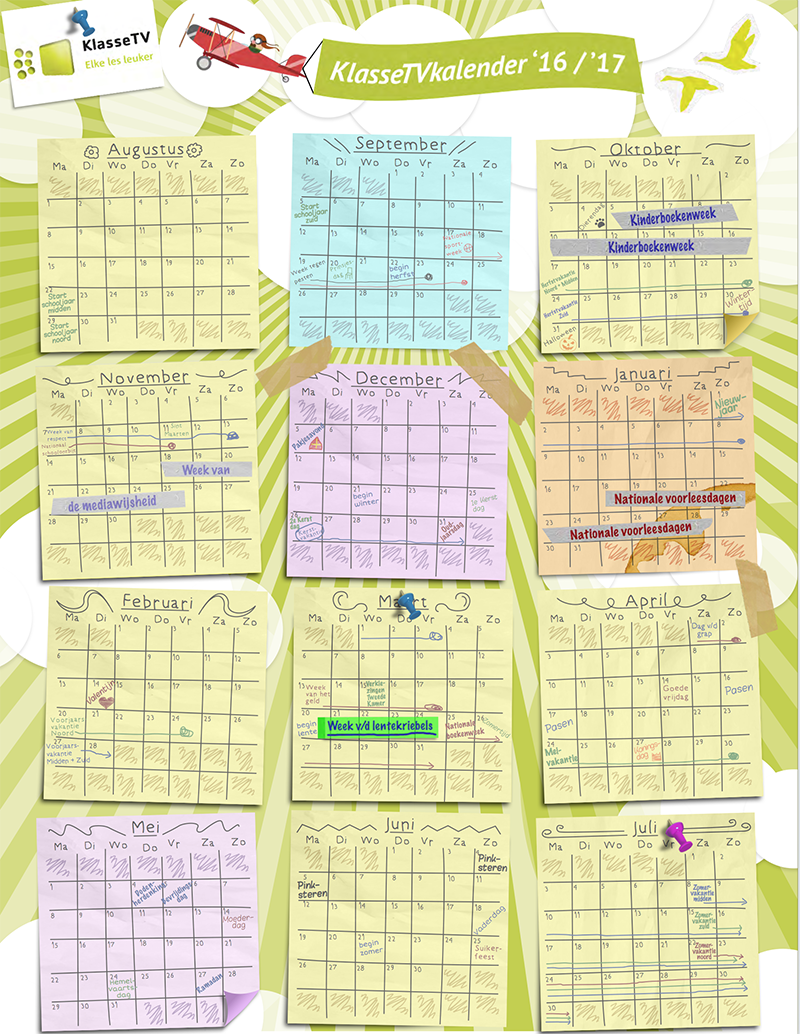 Klassekalender1617