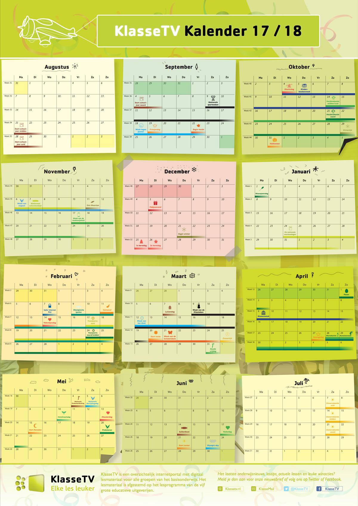 Klassekalender1718
