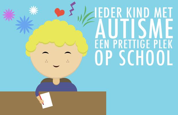 Professioneel begeleiden van autistische kinderen