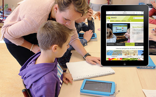 Onderwijs gebruikt ICT volop, maar benut niet alle mogelijkheden