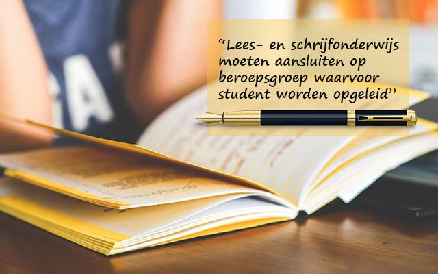 Nederlands taalonderwijs mbo in kaart gebracht